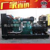玉柴450KW柴油发电机组 YC6T700L-D20 厂家直销