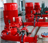 XDB消防泵 消防栓泵 压力泵 增压泵  40-32L2.2KW