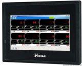 厦门宇电AI-3170S/3170W分体式无纸记录仪/触摸屏集散控制系统/触摸屏