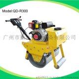 广州厂家直销600型手推式路面振动碾,手扶式单轮压路机GX270动力