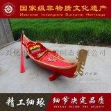 兴化市顺兴木船厂家直销GDL-1 2-4人威尼斯贡多拉木船、酒店装饰贡多拉船、情侣手划船