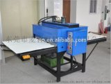 液压烫画机 100*120cm 大幅面双工位热转印机 床单被套印花机