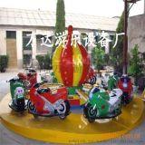 广场游乐设备摩托竞赛 万达游乐质量可靠