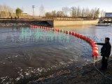 PE浮筒河道拦垃圾浮筒塑料拦截浮筒厂家