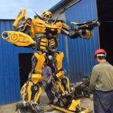 会动的大黄蜂机器人