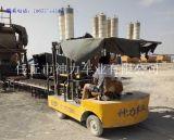 神力--水泥砖电动运砖叉车