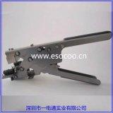 深圳SMT接料带工具TL10不锈钢SMT接料铜扣散状铜扣接料钳