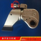 铝合金超薄中空式液压扳手-泰州索力