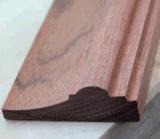 厂家供应 天然花梨实木线 门套线 实木踢脚线 实木线条  装饰线条