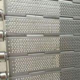 瑞升RS-331不锈钢链板 清洗机链板 转弯链板 排屑机链板 冲孔链板