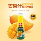 顶呱呱1.25L芒果汁饮料明星版厂家直销