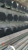 天津天应泰钢管专业生产镀锌带方矩管圆管(预镀锌管)