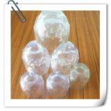 高透明硅胶玻璃水杯,创意户外高透明硅胶水杯