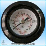 三和 SG36-10-01PM 面板式气压表 压力表 大量现货库存
