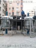 1吨 2吨 3吨 5吨 洗衣液反应釜 搅拌均质锅  电加热膏液乳化机