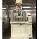 厂家批发硅胶油缸转盘立式注塑机 塑料注塑机械手  注塑机配模具厂家