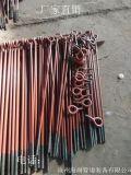 厂家现货供应螺纹吊杆 化工部A16型环形螺纹吊杆