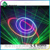 舞台灯光激光灯 4W全彩动画激光灯带DMX512