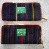 藏式钱包民族特色钱包男女钱包长款钱包民族风格真羊毛钱包