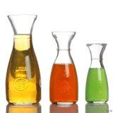 定制果汁杯玻璃瓶 饮料瓶 冰菊玻璃杯