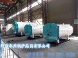 郑州百顺大酒店2吨天燃气蒸汽锅炉