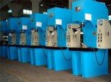 立式单臂压装机 轴承压装液压机自动生成压力曲线
