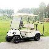 厂家直销重庆2座电动高尔夫球车,电动高看球夫观光车