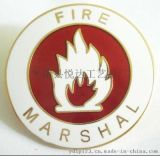 产地生产创意圆形金属标牌定制广告logo金属水晶滴塑纪念徽章