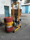 力克力液压堆高车油桶堆高车油桶搬运车液压升高车
