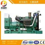 沃尔沃68-500KW柴油发电机组 纯铜无刷电机 自启动三相电发电机