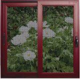 生产订制优质建材必选铝合金门窗 金刚网防盗窗 纱窗 断桥铝门窗