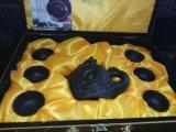 供应 中老年礼品 富硒紫砂养生茶具 茶具套装
