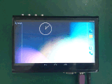 MX6主板支持7寸屏