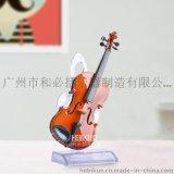 迷你款仿真小提琴 装饰品 乐器配件批发 小提琴 和必括乐器制造