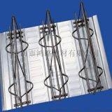 上市集团专业生产 钢筋桁架开口式 闭口式楼承板 YX51-240-720等型号(型号齐全)