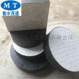 圆形板式橡胶GYZ300x63mm 四氟滑板式支座