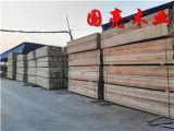上海工程木方厂家批发落叶云杉澳松建筑木方