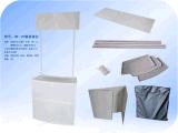 厂家定制 促销台 挂架/铝制/铁质/PP板式,画面自选定制