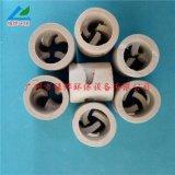 广东陶瓷鲍尔环填料 化工鲍尔环 传质效率高