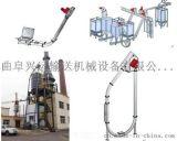 流动性好物料管链输送机,肥料用管链输送机
