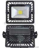 高亮度防水性集成COB光源 黑色殼體足功率120W投光射燈泛光燈(