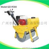广东厂家供应600小型振动单轮汽油压路机,原装进口本田动力