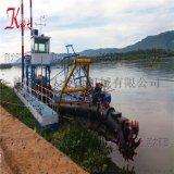 广东河道绞吸式清淤船 挖泥船专业疏通航道淤泥