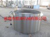 顺泽机械专业供应不锈钢松香锅 蒸煮锅 猪头松香锅  半自动控制
