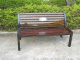 户外公共休闲椅,户外实木公园椅,户外休闲椅