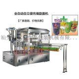 東豐機械ZCX全自動自立袋灌裝機、吸吸果凍、液體包裝機、灌裝封口機