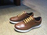 厂家直销休闲运动鞋真皮材料