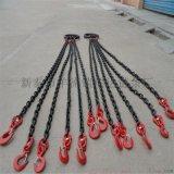 厂家直销高强度起重圆环链条 g80级起重吊装链条吊链索具专业生产质优价廉