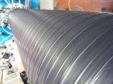 聚乙烯塑钢排污管设备 HDPE埋地排水管生产线