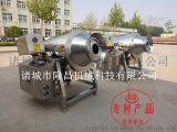 炒麦子滚筒炒锅 小麦炒制专用设备 小麦炒锅